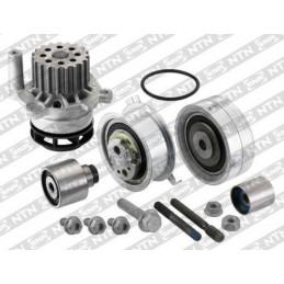 KDP457.720 Kit courroie de distribution A/Pompe pour Audi A1 A3 A4 A5 A6 Q5 TT Seat Altea Exeo Ibiza 4 Skoda Fabia Superb Vw ...
