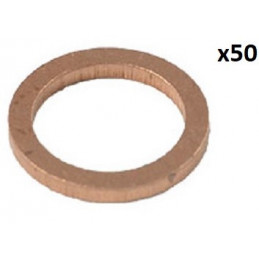 50 RONDELLES PLATE P/525030 DIM. 12x16x1.5