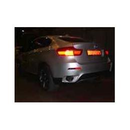 Attelage BMW X5 et BMW X6