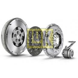 Kit d'embrayage + Volant moteur LUK pour Chevrolet Aveo Opel Astra H Corsa D