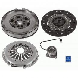 Kit d'embrayage + Volant moteur SACHS pour Chevrolet Aveo Opel Astra H Corsa D