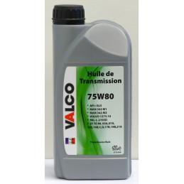 HUILE 1L BOITE 75W80 VALCO