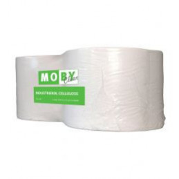 CELLUA1 2 Rouleaux de papier Cellullose 1 couche 950 m x 24 cm Blanc 54,00 €