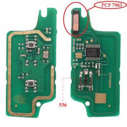 Telecommande 2 boutons type...