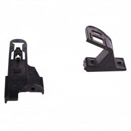 Kit réparation patte fixation optique gauche pour Renault Fluence Saturn VHL16