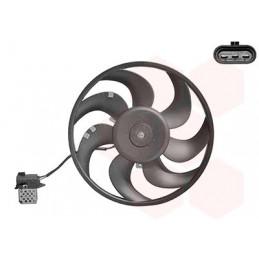 Turbine de radiateur pour Opel Astra et Zafira 1.7cdti 1.9 1551909