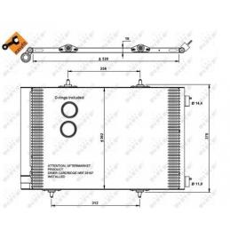 Condensateur de climatisation