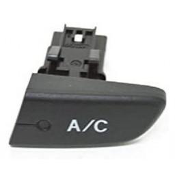 Bouton, interrupteur de climatisation noir pour Toyota Aygo PEUD06S1100