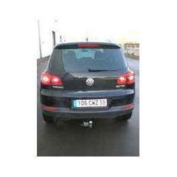 Attelage Volkswagen Tiguan et skoda Octavia 2