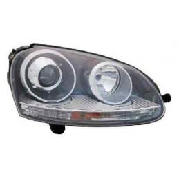 Optique Droit XENON + H7 Volkswagen GOLF 5