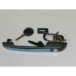 102 879 Poignée porte avant droit et clé Vw Caddy Golf 1 2 Jetta Passat Polo Scirocco 19,00 €