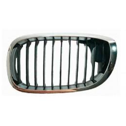 1812006A Grille de calandre gauche noire chromée BMW E46 3Portes et Coupé 35,00 €