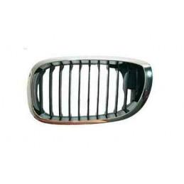 Grille de calandre droite noire chromée BMW E46 3Portes et Coupé