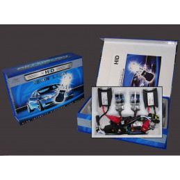 HID H4 simple kit phare Xenon 55W Ampoule H4 49,90 €