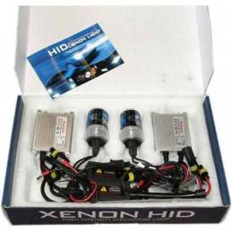 Kit pour phare Xenon 35w Slim H7 8000k