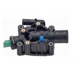 Boitier eau thermostat sonde temparature Berlingo C2 C3 C4 Xsara Picasso 207 307 308 Partner 1.4l 1.6l