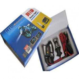 Kit Xenon H7 Hid Moto Scooter 35W 6000K