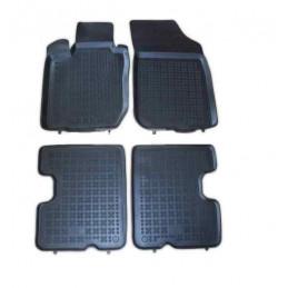 Lot de 4 tapis de sol pour Dacia Duster