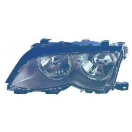 1812505A Optique Avant Droit BMW Série 3 E46 h7+h7 - Electrique 118,29 €