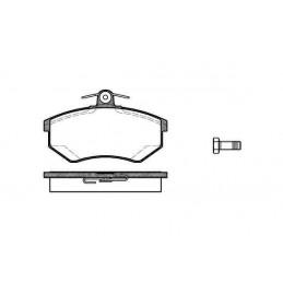 Plaquettes de frein Audi A4...