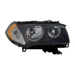 optique droit BMW x3 H7+H7 electrique feu OR