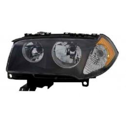 optique gauche BMW x3 H7+H7 electrique feu OR