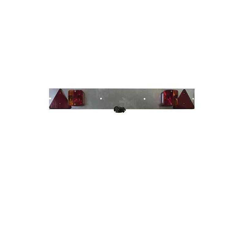 1010 Plaque de signalisation 1 mètre galvanisé 27,90 €