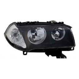 optique droit BMW X3 H7+H7 electrique feu BLANC