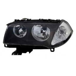 optique gauche BMW X3 H7+H7 electrique feu BLANC