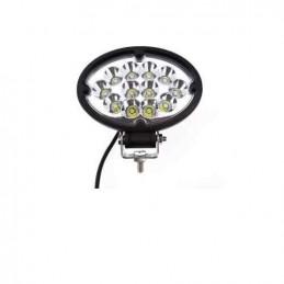 Phare de travail ovale LED 36W
