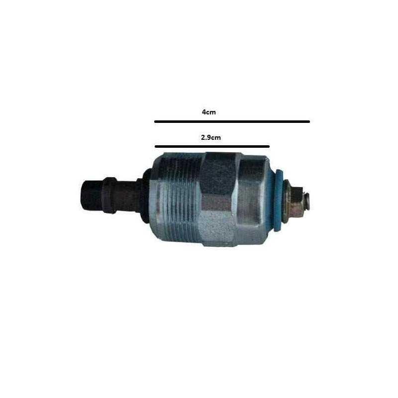 Electrovanne D/'arret pour pompe injection Bosch Neuf