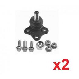 2X Rotules de suspension...