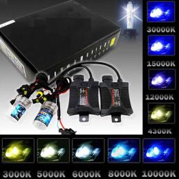 Kit Phare Xenon 55W H1 12000k