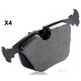 HKTBM005 Jeu de 4 plaquettes de frein arriere Bmw Série 3-Série 7-X3-X5-Z4 44,90 €