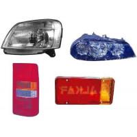 ECLAIRAGE : Optique, feux, clignotant, ampoule